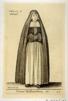 Woman of Holland