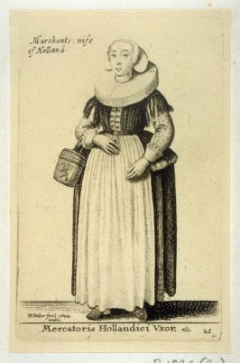 Merchants Wife from Holland
