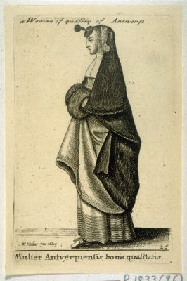 Woman from Antwerp of Good Quality