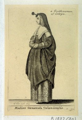 A Lady of Cologne