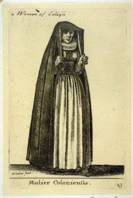 Woman of Cologne