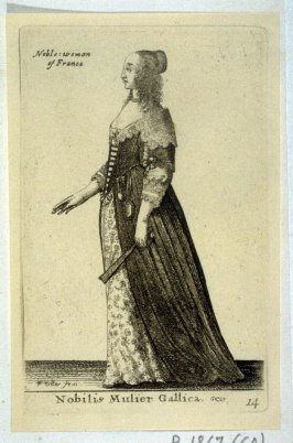 French Noblewoman