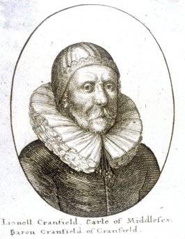 Lionell Granfield, Earl of Middlesex