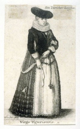 Young Zürich Woman