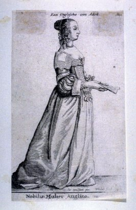 English Noblewoman from Aula Veneris
