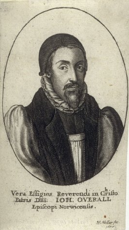 John Overall, Bishop of Norwich