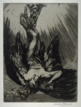 V. The Fall of Icarus, from the Icarus Series