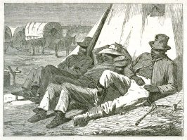 The Bright Side, after Winslow Homer's painting of 1865 (1979.7.56), published in the magazine Our Young Folks, July, 1866, p. 396