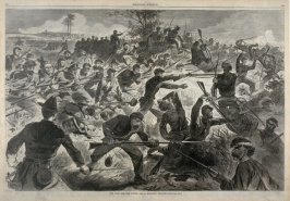 The War for the Union 1862 - A Bayonet Charge