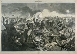 The War for the Union 1862 - A Cavalry Charge