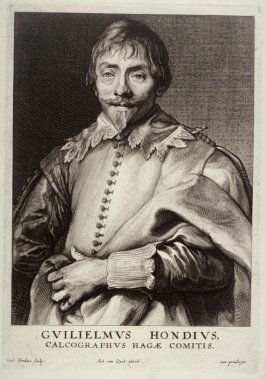 Willem Hondius, from The Iconography