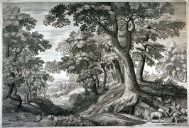 Landscape with the Prodigal Son and the Swine