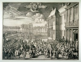 Entry of William III into Holland