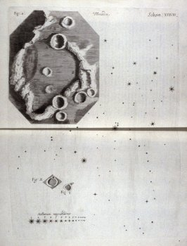 Scheme XXXVIII, thirty-eighth plate, opposite page 245 in the book, Micrographia: or some physiological Descriptions of minute Bodies made by Magnifying Glasses. With Observations and Inquiries thereupon (London: printed by Jo. Martyn and Ja. Allestry, pr