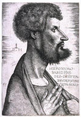 Jerome, Nephew of Pope Pius III