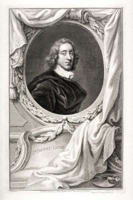 Portrait of Sir Henry Vane