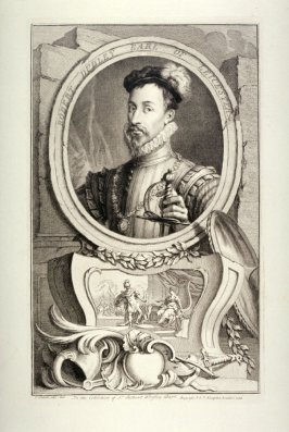 (Robert Dudley Earl of Leicester)