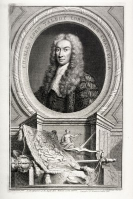 (Charles Lord Talbot Lord High Chancellor)