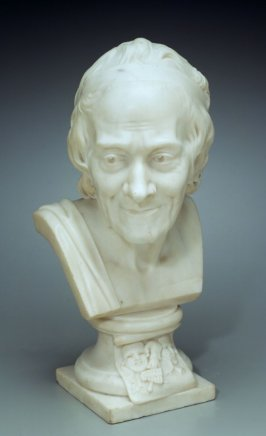 Bust of Voltaire, 1781