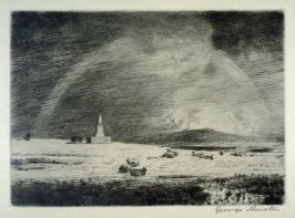 [landscape with rainbow]