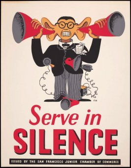 Serve in Silence