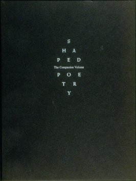 Shaped Poetry, The Suite of Thirty Prints (San Francisco: Arion Press, 1981)