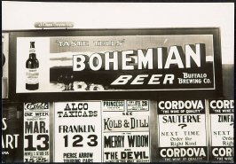 Bohemian Beer Billboard