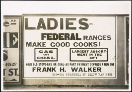 Federal Ranges Billboard