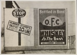 O.F.C. Whiskey Billboard