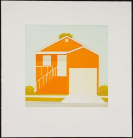 Untitled (Orange House)