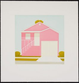 Untitled (Pink House)
