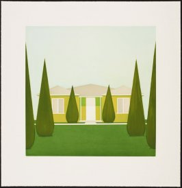 Untitled (Green House)
