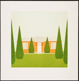 Untitled (Sienna House)