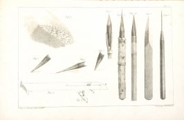 Pl. 1 in the book, The Art of Drawing on Stone (London: C. Hullmandel & R. Ackermann, [1824]