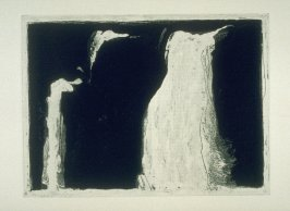 Untitled, pl. 5, from the portfolio, Five Falls