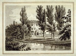 Untitled (a country house), page 73 of the book, Mon passe-tems dédié à moi-même , vol.1