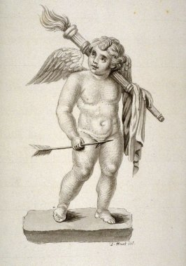 Untitled (a putti), Page 157 of the book, Mon passe-tems dédié à moi-même , vol.1