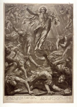 The Resurrection, plate 24 from The Passion of Christ