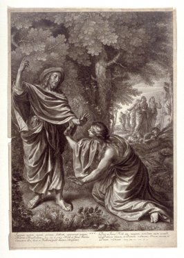 Noli Mi Tangere, plate 25 from The Passion of Christ