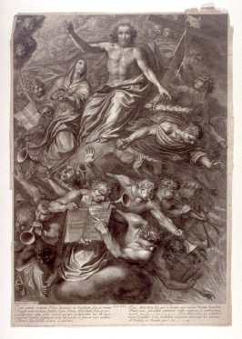 The Last Judgment, plate 32 from The Passion of Christ
