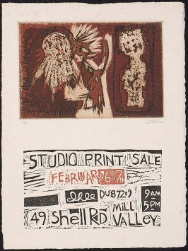 Studio Print Sale Announcement