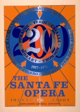 The Santa Fe Opera, Twentieth Season, 1957-1976