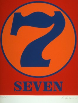 Seven from the portfolio Numbers