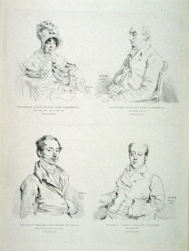 Four members of the North and Douglas families