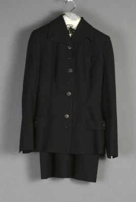 Woman's two-piece suit