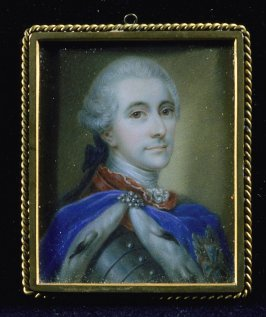 Prince Poniatowski, brother of the King of Poland