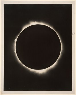Solar Eclipse of June 29, 1927 taken at Giggleswick, U.K.