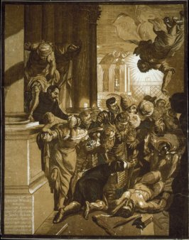Miracle of St. Mark, from the series 'Opera selectiora'