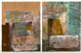 Earthwatch III (Diptych)