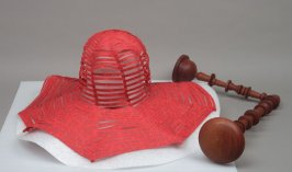 Untitled (Red Hat)
